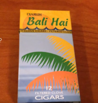 Djarum Bali Hai Filtered Clove Cigar 10 cartons