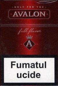 Avalon Full Flavor cigarettes 10 cartons