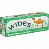 Camel Wides Menthol Green 85 Box cigarettes 10 cartons