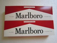 Marlboro Red Shorts 4 Cartons