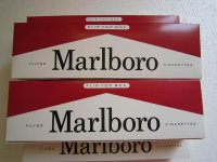 Marlboro Red Cigarettes Regular Online Coupons(6 Cartons)