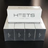 IQOS Heets Silver Label 10 Cartons