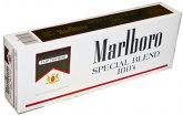 Marlboro Special Blend Black 100s Box cigarettes 10 cartons