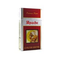 Apache Filter Kretek cigarettes 10 cartons