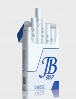 Manchester JB 007 blue King Size cigarettes 10 cartons
