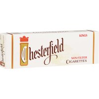 chesterfield king non filter cigarettes 10 cartons