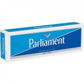 Parliament White Pack Soft Pack cigarettes 10 cartons