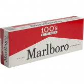 Marlboro 100's Soft Pack cigarettes 10 cartons