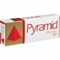 Pyramid Red 100's Cigarettes 10 cartons