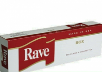 Rave Red Kings cigarettes 10 cartons