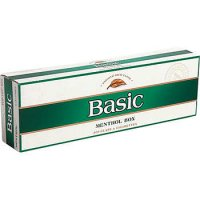Basic King Menthol Box cigarettes 10 cartons