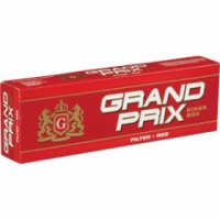 Grand Prix Red Kings cigarettes 10 cartons