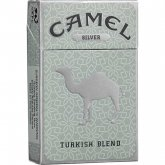 Camel Silver 85 Box cigarettes 10 cartons