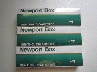 Cheap Newport Box Shorts 20 Cartons