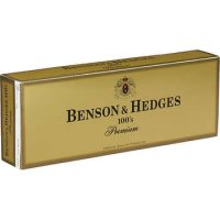Benson & Hedges Full Flavor Premium 100's Box cigs 10 cartons