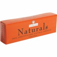 Nat Sherman Naturals Kings cigarettes 10 cartons