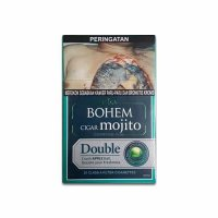 Bohem Cigar Mojito Double cigarettes 10 cartons