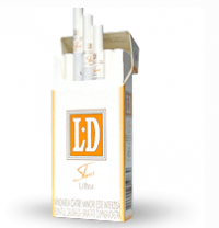 LD Slims Ultra Cigarettes 10 cartons