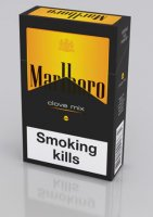 Marlboro Clove Mix cigarettes 10 cartons