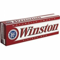 Winston Red 85 box cigarettes 10 cartons