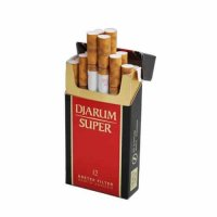 Djarum Super 12 cigarettes 10 cartons