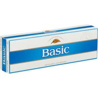 Basic Blue Pack Box cigarettes 10 cartons