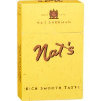 Nat Sherman Yellow King's cigarettes 10 cartons