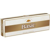 Basic Gold Pack Box cigarettes 10 cartons