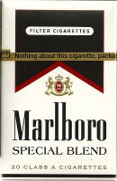 Marlboro Special Blend Black Box cigarettes 10 cartons