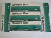 Newport Box Short Cigarettes (40 Cartons)