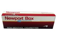 Newport Non-Menthol Red Kings Cigarettes 10 cartons