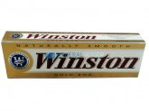 Winston Gold Lights Kings Box cigarettes 10 cartons