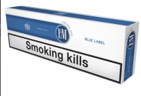 L&M Blue Label Cigarettes 10 cartons