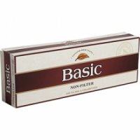 Basic Non-filter cigarettes 10 cartons