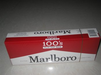 Marlboro Red 100s Cigarettes (100 Cartons)