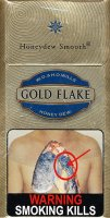 GOLD FLAKE W.D. & H.O. Wills Honey Dew. Honeydew Smooth (Blue)