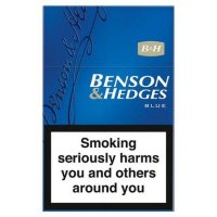 Benson & Hedges Blue King Size Cigarettes 10 cartons