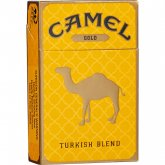 Camel Gold 85 Box cigarettes 10 cartons