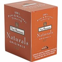 Nat Sherman Natural Original cigarettes 10 cartons