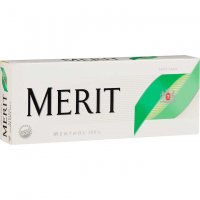 Merit 100's Silver Pack Soft Pack cigarettes 10 cartons