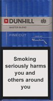 DUNHILL DARK BLUE (MASTER BLEND) cigarettes 10 cartons