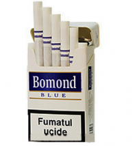Bomond Blue Cigarettes 10 cartons