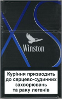 Winston XS Blue NanoKings(mini) Cigarettes 10 cartons