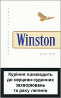 Winston One (White) Cigarettes 10 cartons
