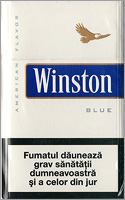 Winston Lights (Balanced Blue) Cigarettes 10 cartons