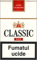 Classic Red Cigarettes 10 cartons