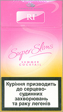 R1 Super Slims Summer Cocktail 100's Cigarettes 10 cartons