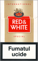 Red&White American Special Cigarettes 10 cartons