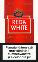 Red&White American Blend Cigarettes 10 cartons