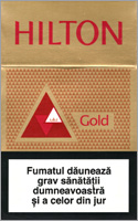 Hilton Gold Cigarettes 10 cartons